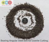 Bearing Angular Steel Grit